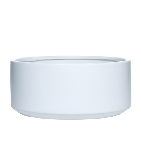 Fredrik Low Pot WHITE $79.99