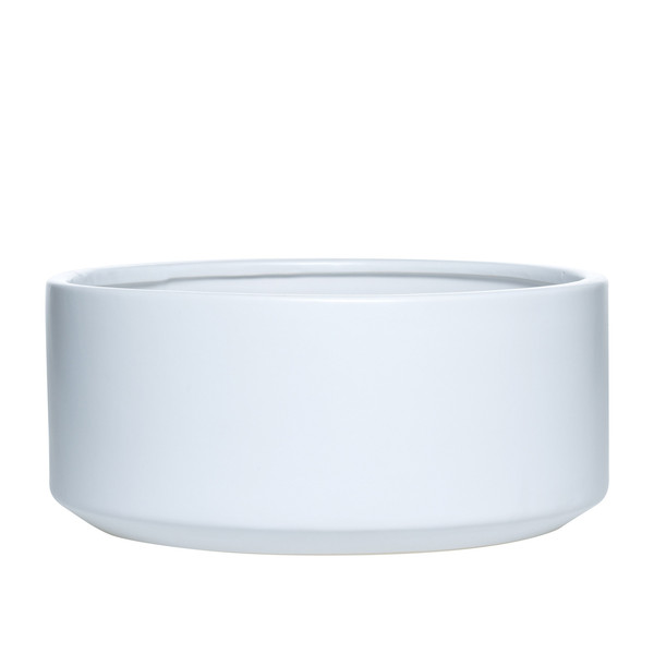 Fredrik Low Pot WHITE $79.99