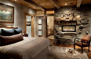 bedroom-in-rustic-style