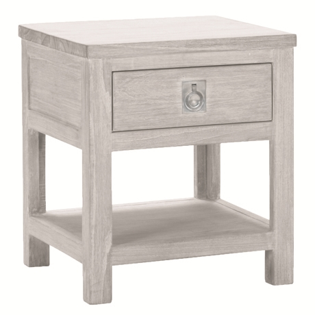 Cancun 1 Drawer Bedside Table from Freedom Furniture $349.00