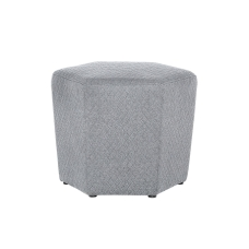 Hex-Ottoman-Small-Quilty-Light-Grey