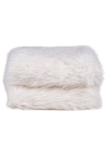 Zambezi Faux Fur Throw from Ezibuy $139.99