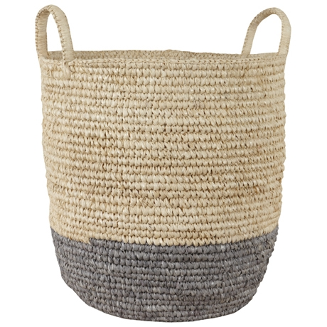 Bright Band Handle Basket from Freedom Furniture $59.00