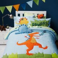 inspiring-kids-room-model-tailored-kid-dinosaur-bed-sheets-stainless-steel-table-lamp-white-wooden-nightstand-kid-dinosaur-bed-sheets-kids-rooms-tremendous-kid-dinosaur-bed-sh