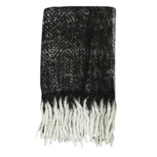 Bliss Mohair Blend Throw from ShutTheFrontDoor $139.00
