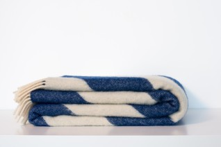 Forestry Wool Blanket from Collected $245.00