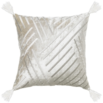 Divina-Cushion-45x45cm-Silver-Colour-4