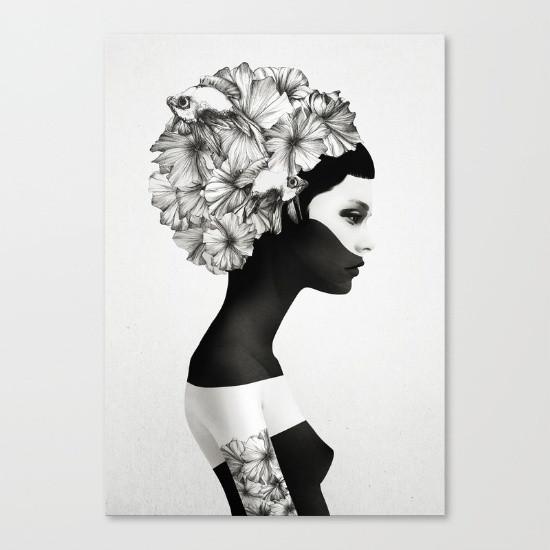 Canvas Print Marianna from ShutTheFrontDoor $399.00
