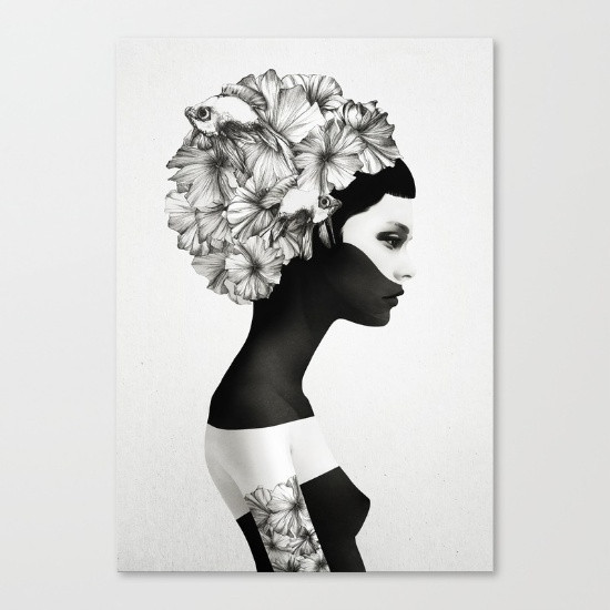 Canvas Print Marianna from ShutTheFrontDoor $399.00