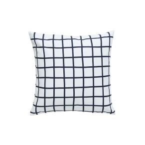 Grid Cushion from ShutTheFrontDoor $55.00