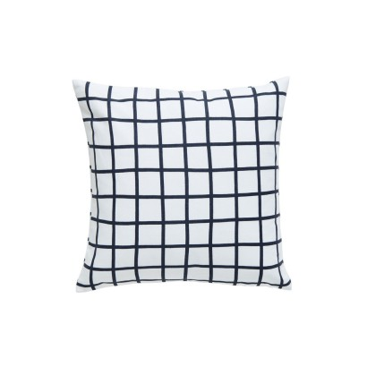 Grid Cushion from ShutTheFrontDoor $55.00