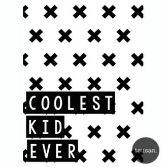 Print Coolest Kid Ever from ShutTheFrontDoor $29.99