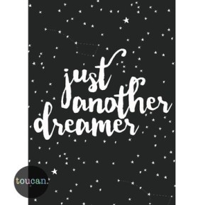 Print Just Another Dream from ShutTheFrontDoor $29.99