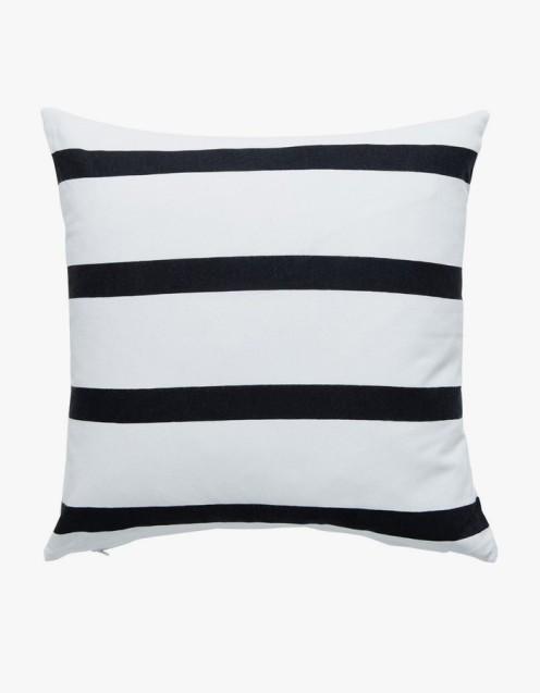 Horizontal Stripe Cushion from Superette $65.00