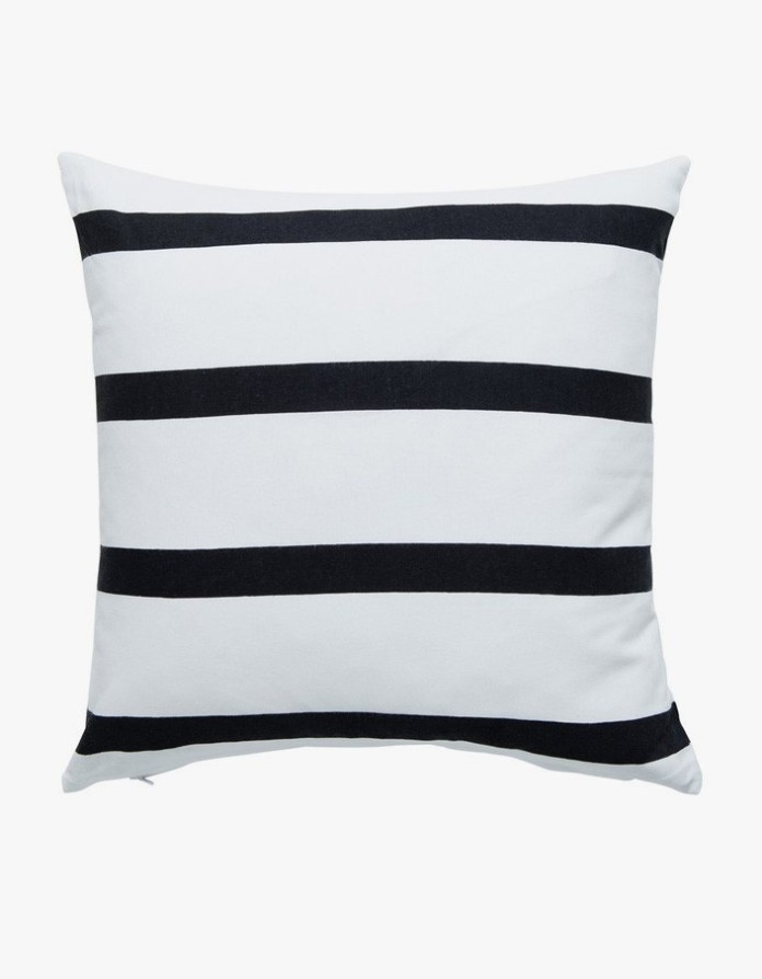 Horizontal Stripe Cushion from Superette $65.00
