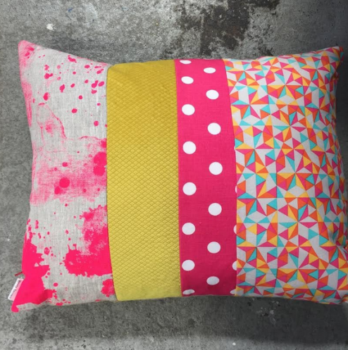 Gerty Brown Cushion from Collected $125.00