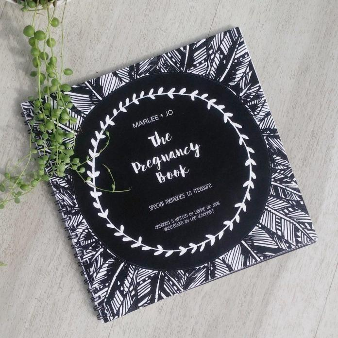 Marlee + Jo The Pregnancy Book $49.99NZD