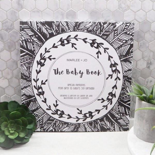 Marlee + Jo the Baby Book $59.99NZD