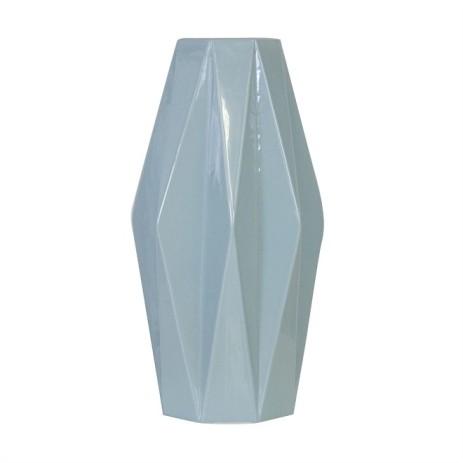folded vase - sofa aqua $79.99